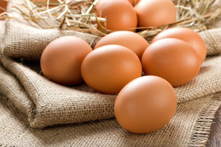 Canada Egg Production Up Nearly 5 Percent This Year
