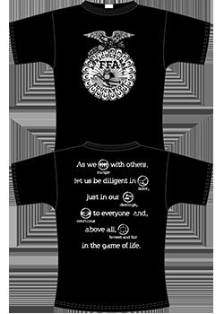 Krvn radio for Ffa t shirt design
