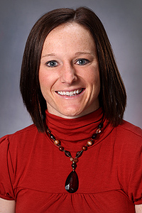 New UNK Women's Basketball Coach, Carrie Hofstetter, Photo Courtesy Hastings College