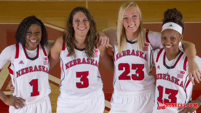 Photo courtesy of UNL Sports Information.