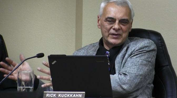 Scottsbluff City Manager Rick Kuckkahn (Strang/RRN/KNEB)