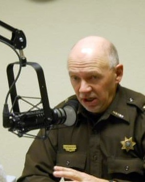 Scotts Bluff County Sheriff Mark Overman (Strang/RRN/KNEB)