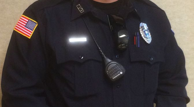 RRN/Lexington Police Officer, Jordan Hawkins