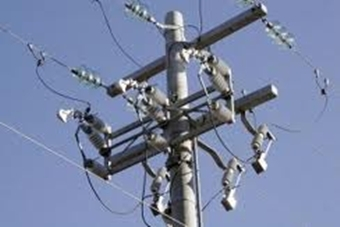 NPPD power pole,