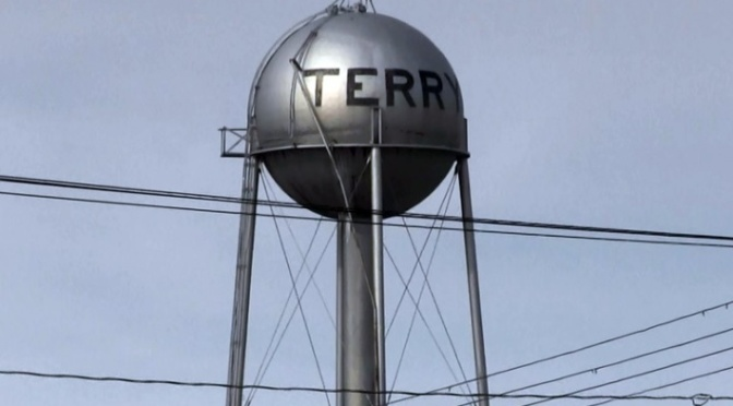 Terrytown Water Tower (Strang/RRN/KNEB)