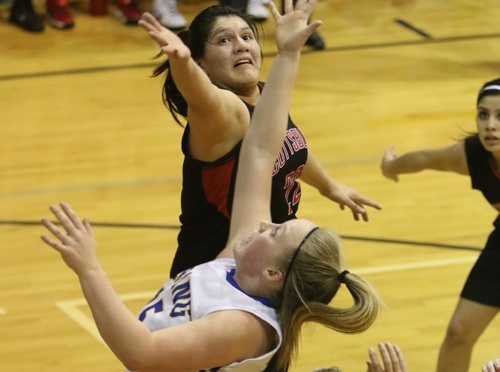 Junior Aly Camacho of Scottsbluff will be battling Thunderbolts Thursday