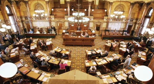 Kansas Senate Chamber