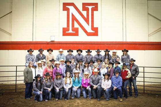 COURTESY_University of Nebraska Rodeo Association