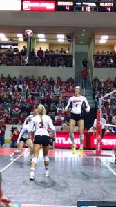 (Audio) Huskers Roll Over K-State In Grand Island