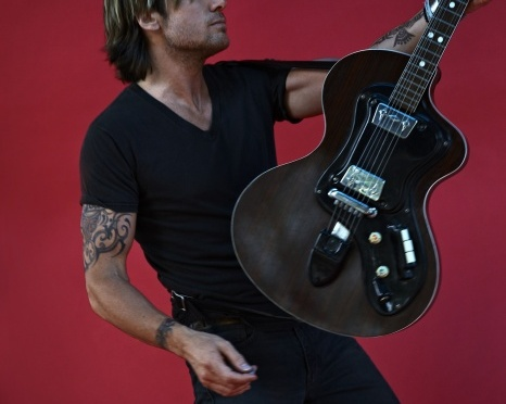 Keith Urban (Nebraska State Fair photo)