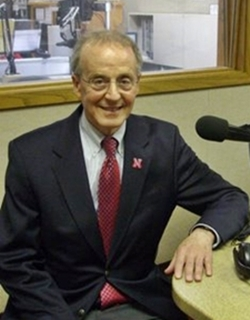 RRN/UNL Chancellor Harvey Perlman