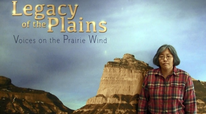 Legacy of the Plains Museum Executive Director Sandra Reddish (Strang/RRN/KNEB)
