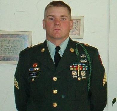 Sgt. Cory Mracek