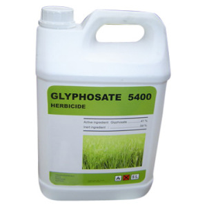 EPA will require weed-resistance restrictions on glyphosate herbicide