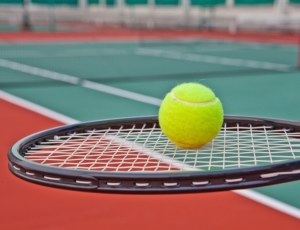 Scottsbluff and Gering tennis compete at McCook Invitational