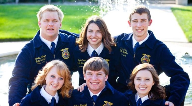Image Courtesy of Kansas FFA Association