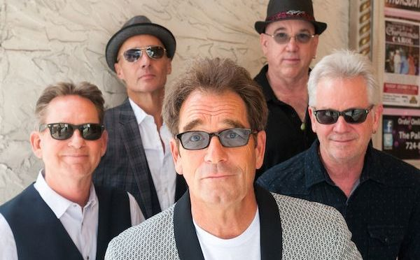 Courtesy/ Nebraska State Fair.   Huey Lewis & The News.