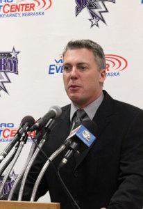 Hulton Named USHL GM Of The Year