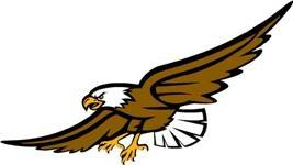 Overton eagle logo
