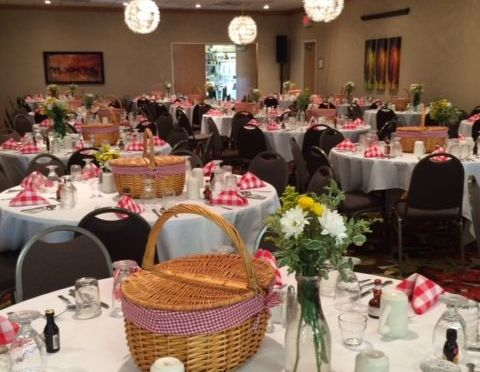 RRN/ Setting at Holiday Inn Express for Lexington Community Foundation's annual KEY event on May 2, 2015.