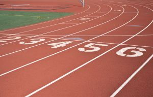 Area High School Track Results