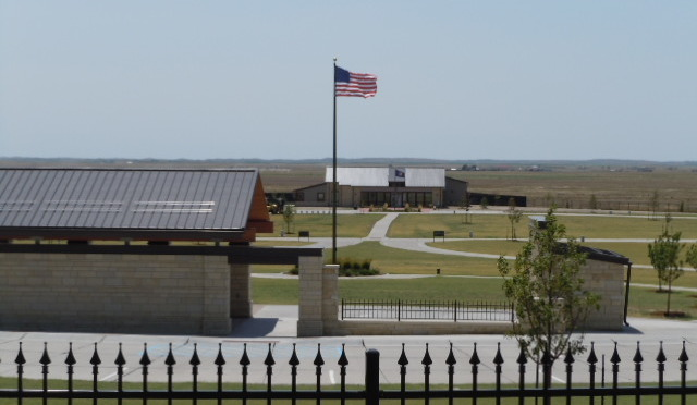 Nebraska Veterans Cemetery at Alliance (Courtesy)