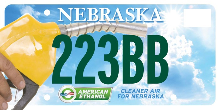ne ethanol specialty license plates available for pre-order | rural