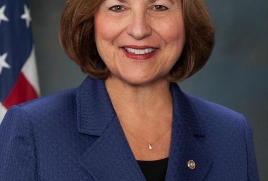 Nebraska (R) U.S. Senator Deb Fischer (Official 114th Congress portrait)