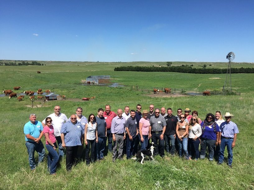 Influencers Travel to Nebraska for Beef Experience