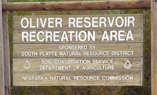 Oliver Reservoir