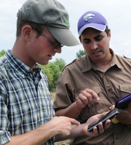 Soybean Yield Calculator: A New Mobile App from K-State