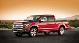 Ford F-150 gets mixed crash test results