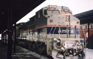 Kansas Could Lose Amtrak Train Service