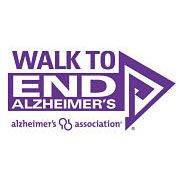 Courtesy/ Alzheimer's Association.  Walk to End Alzheimer's.