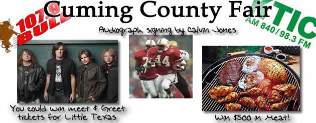 Cuming County Fair 2015