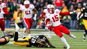 Husker Receiver Up For National Award