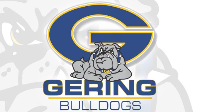 Gering Bulldogs logo