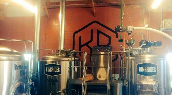 RRN/Kinkaider brewing room.