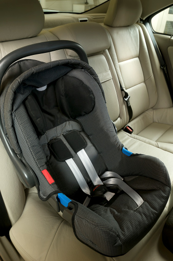 Child safety seat bill passed