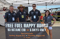 RFA Offers Free Fuel to Motorcyclists at Sturgis Rally