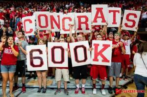 Huskers Top Pitt 3-1, Give Cook 600th Win