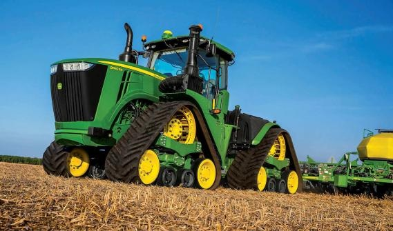 Photo courtesy of John Deere