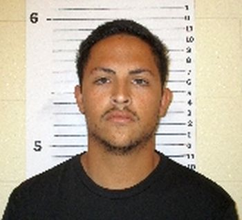 Courtesy/ Lincoln County Sheriff's Office.  Christopher M. Perez.