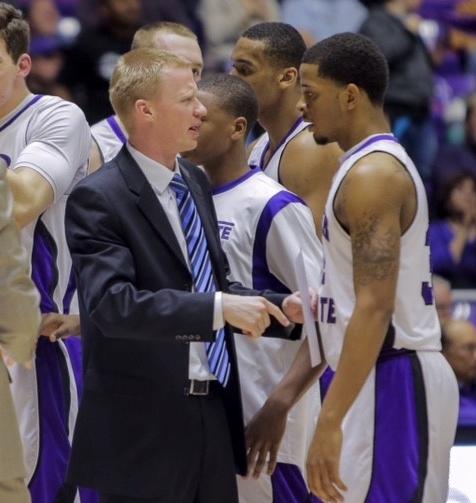 Beckner Named Assistant Coach at Nebraska