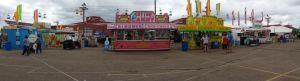 The Fun is in the Fair Food
