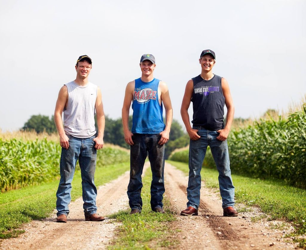 Petersons Farm Brothers Performing in the Thayer County Fair August 7 and the York County Fair August 8
