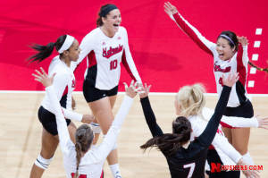 Husker volleyball starts this weekend