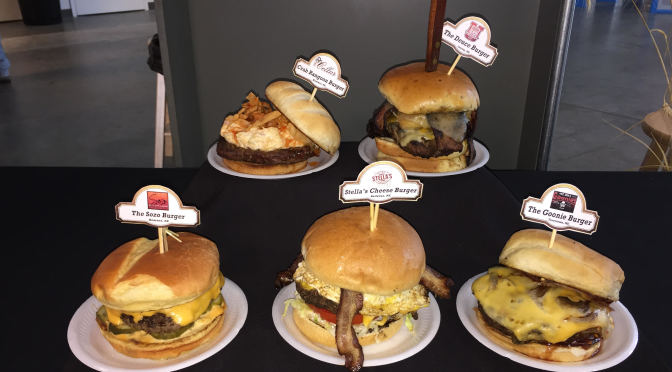 RRN Jesse Harding. The top 5 burgers from the 2015 Nebraska's Best Burger Contest.