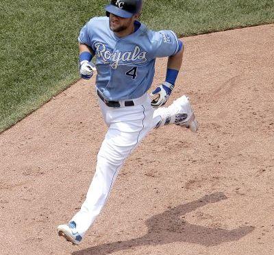 Alex Gordon, Photo Courtesy AP Images