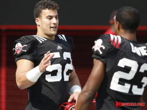 Huskers Receive Blackshirts